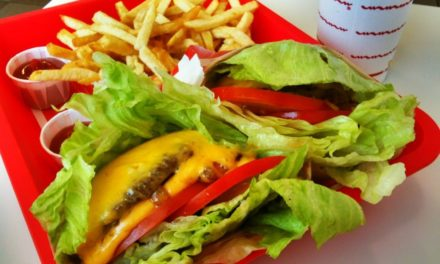 Gluten-Free at In-N-Out Burger