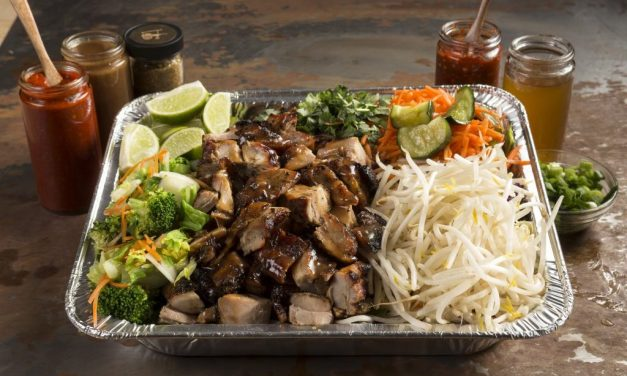 Asian Box: Culinary Surprises Beyond Fast and Fresh