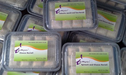 Iamori – Cookies, Ravioli, Pizza and More