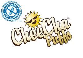Chee Cha Puffs Logo