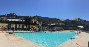 Camp Celiac pool
