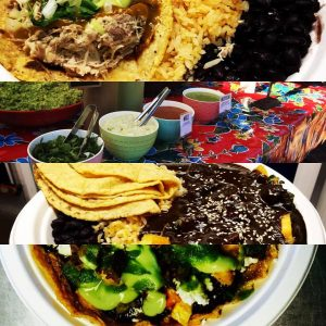 Oaxacan Kitchen entrees