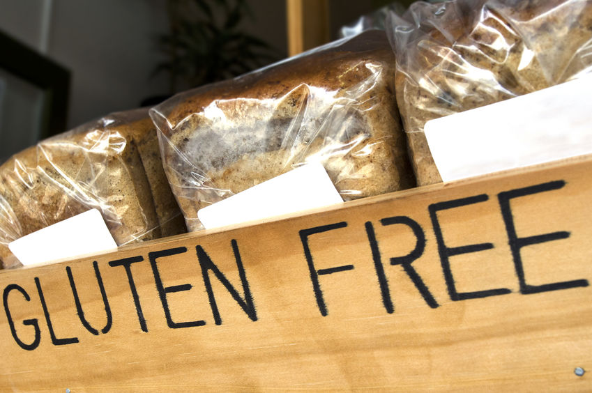 Enforce the Gluten-Free Labeling rule