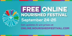 Nourished Festival logo
