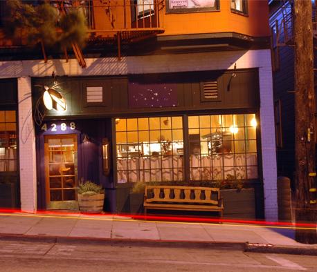Firefly Restaurant exterior