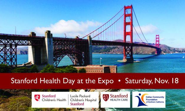 Stanford Health Day <br> at the Gluten Free & Allergen Friendly Expo