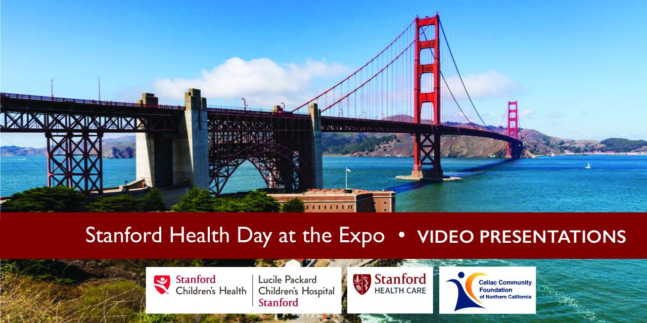 Stanford Health Day <br> at the Gluten Free & Allergen Friendly Expo