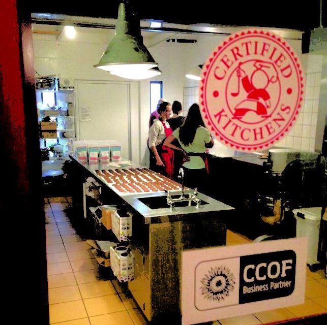 Certified Kitchens in Berkeley