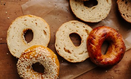 Odd Bagels Getting Rave Reviews