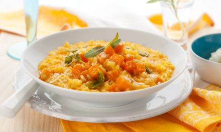 The Family Chef: Butternut Squash & Sage Risotto