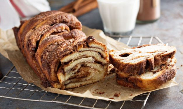 Gluten-Free Chocolate Babka in Your Bread Machine