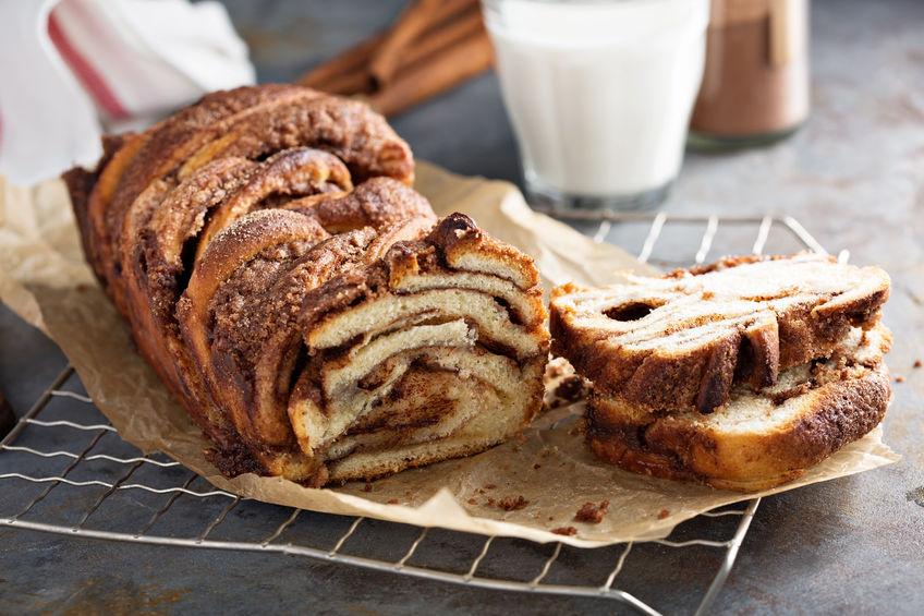 Gluten-Free Chocolate Babka in Your Bread Machine