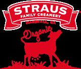 Straus Family Creamery logo